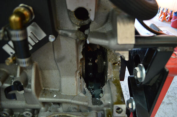 Focus ST Blown Engine 1