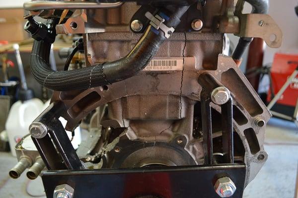 Focus ST Blown Engine 2