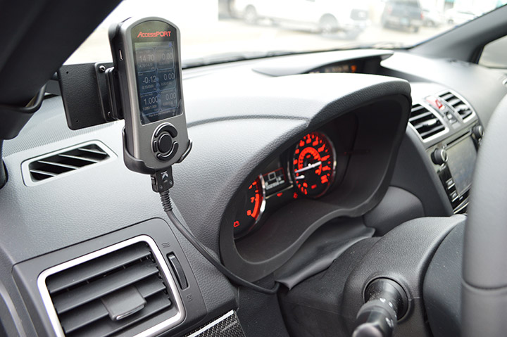 Cobb AccessPort for VW GTI MK6 (1)