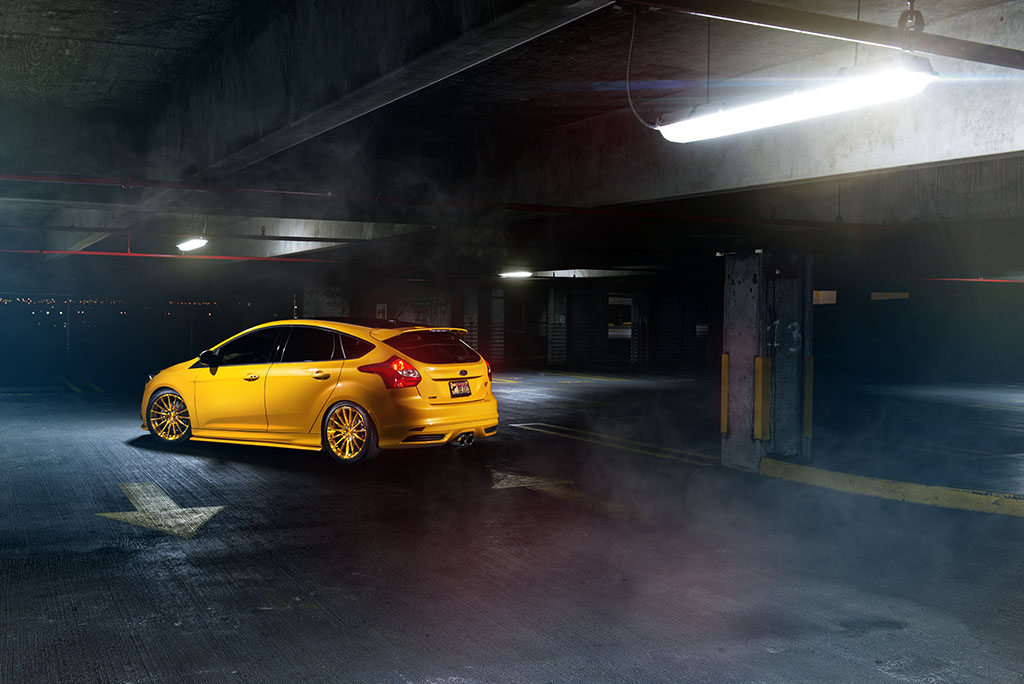 Low and Slow - Focus ST Brake and Suspension Upgrades