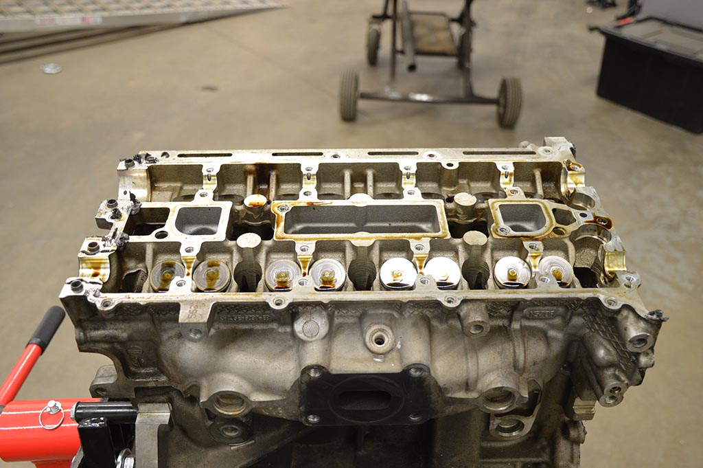 What You Need to Build a Focus ST Engine