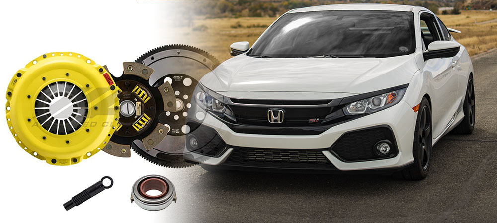 ACT Clutch Kits Released for 10th Gen Civic 1.5T and Type R