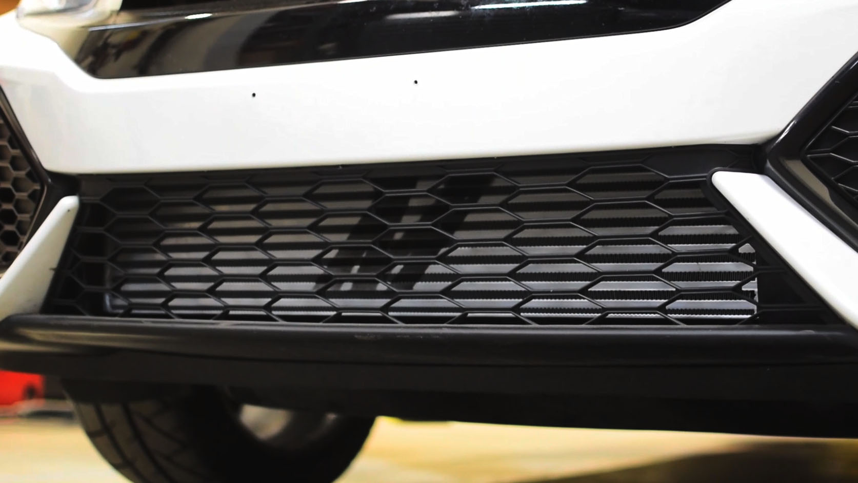 Project FC3 Cools Down with a New Intercooler
