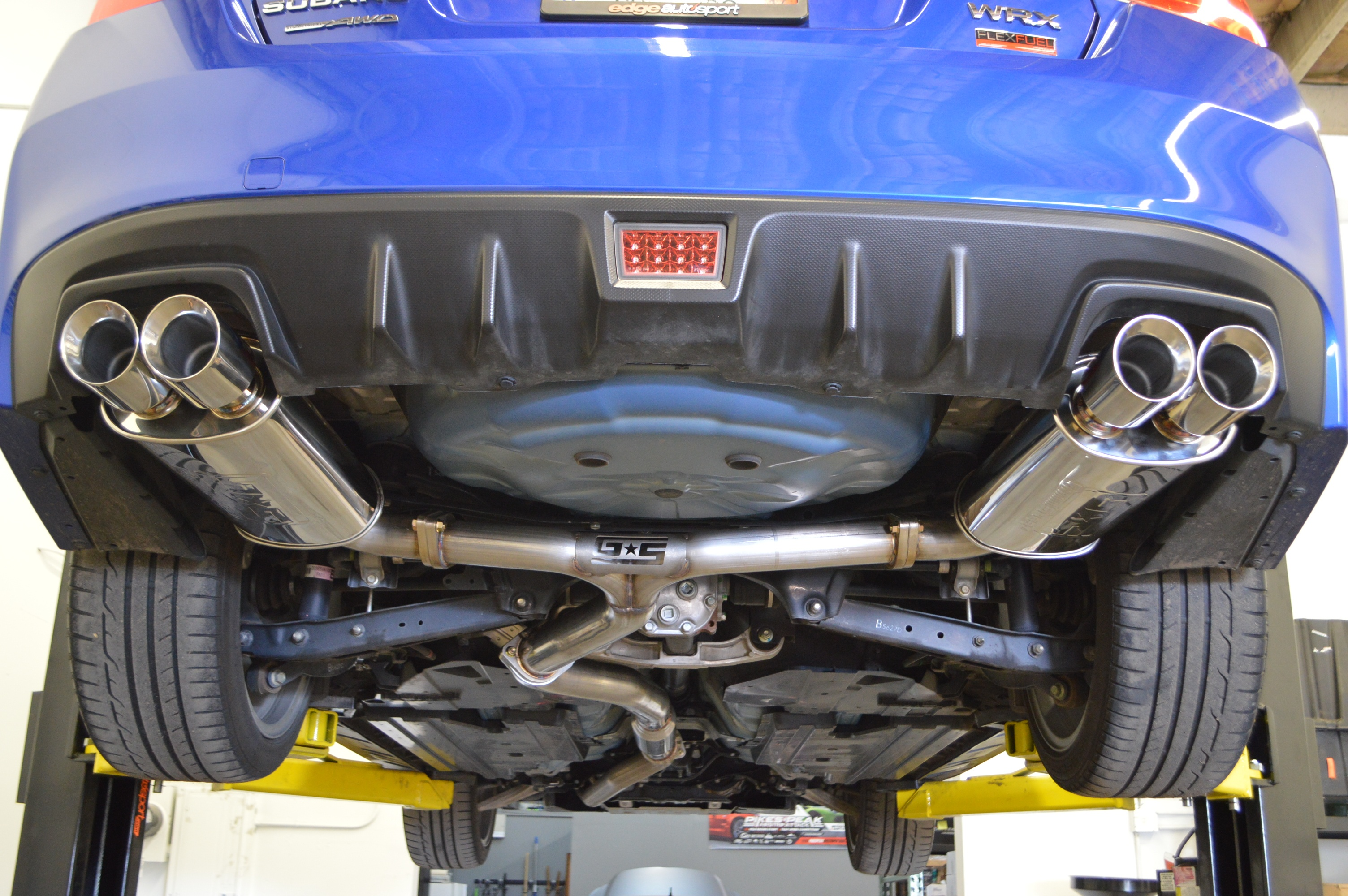 New Product: Grimmspeed Catback Exhaust for Subaru WRX and STI