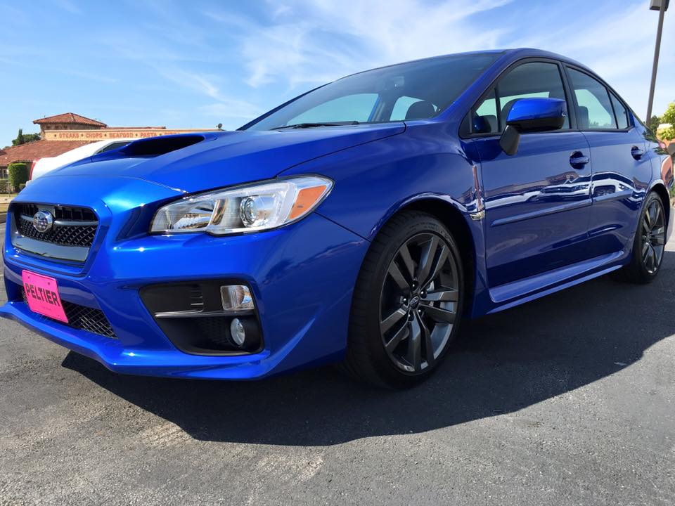 How to Plan a 2015+ WRX FA20DIT Build
